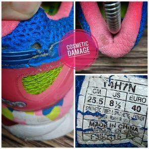 Asics Shoes - Asics Gel Kayano 21 Running Shoes Neon sz 8.5
